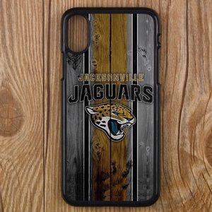 Accessories - Jacksonville Jaguars iPhone X 8 plus 7 6S 6 5S 5C